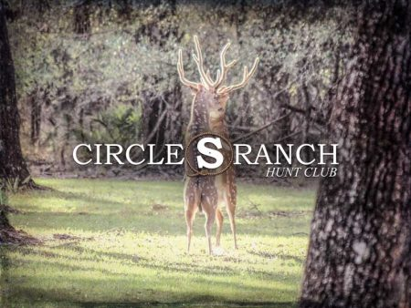 Welcome to the Circle S Ranch Hunt Club!